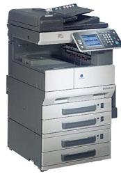 Bizhub C250 Printer